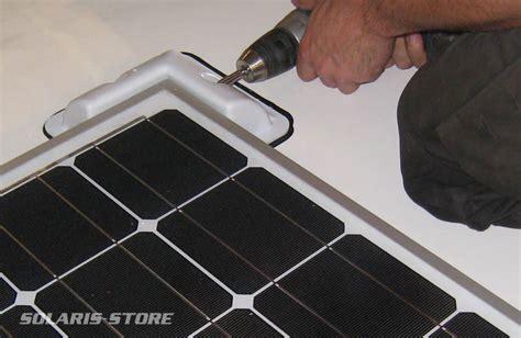 batterie de cuisine fixation et raccordement d 39 un panneau solaire pour cing