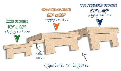 huxins cornhole boards  built  durability