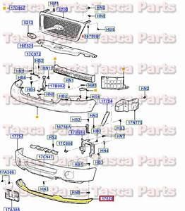 New Genuine Oem Front Bumper Valance Panel 2006