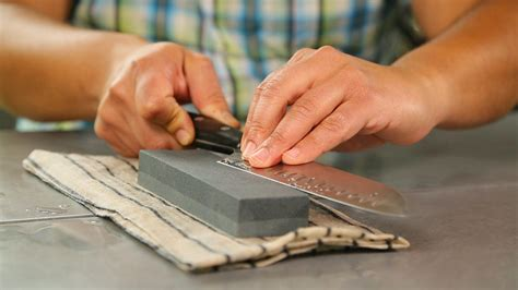 sharpen  care   kitchen knives cnet