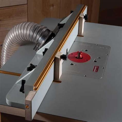 magazine router table fence downloadable plan router