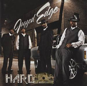 Jagged Edge - Hard: CD | Rap Music Guide