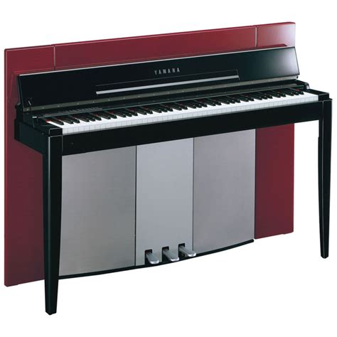 yamaha digital piano yamaha f02 modus digital piano polished bench at gear4music