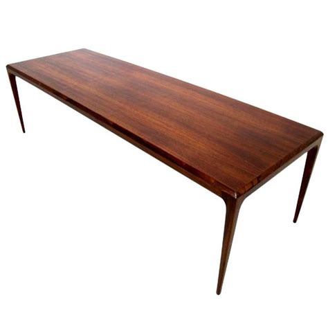 Very Long Narrow Coffee Table Or Bench By Johannes