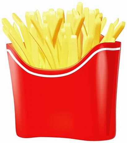 Clipart Mcdonalds Fry French Transparent Menu Cheese