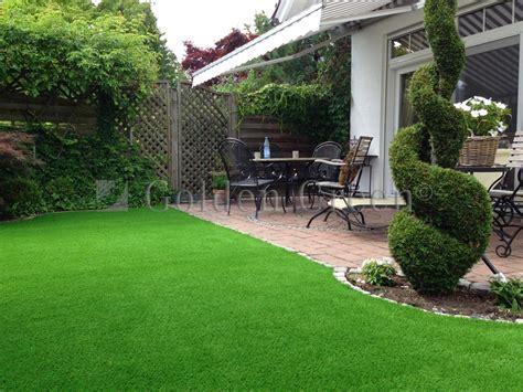 Kunstrasen Für Garten, Terrasse, Spielplatz Und Sport