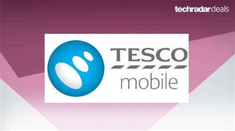 tesco mobile phone deals    techradar
