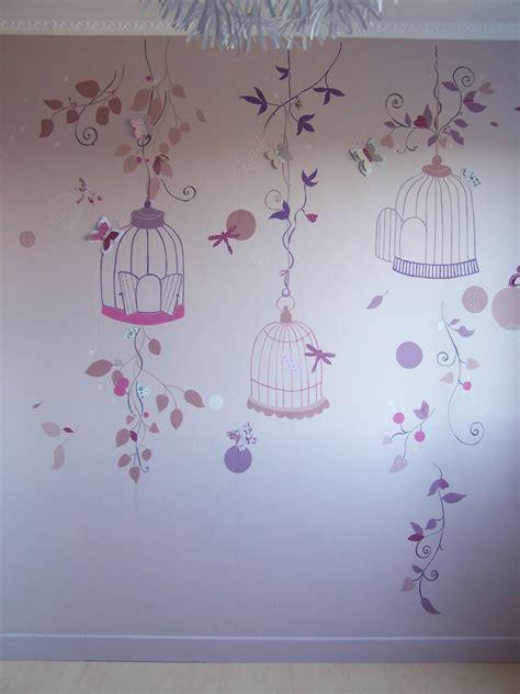 chambre bébé papillon deco chambre fille papillon raliss com