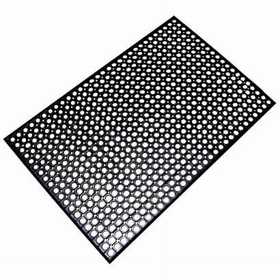 Rubber Mat Floor Anti Fatigue Kitchen Flat