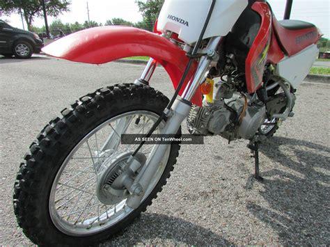 Honda Pit Bike Youth Crf