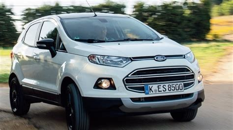 test ford ecosport ford ecosport restyling all europea auto it