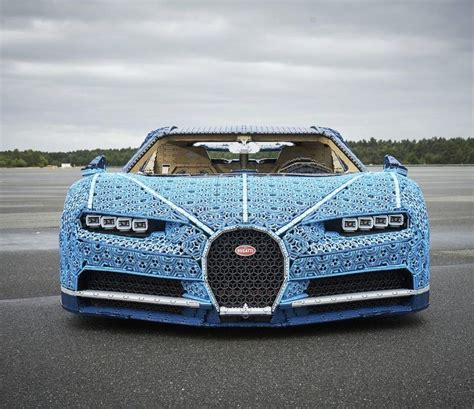 The 2018 bugatti chiron specs place it among the most powerful and expensive cars of all time. Bugatti Chiron Made Of LEGOs | Men's Gear