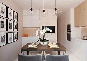 Warm, Modern, Interior, Design