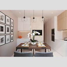 Warm Modern Interior Design