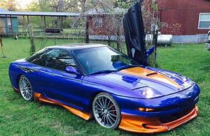For  4 000  This Custom 1997 Ford Probe Could Let You