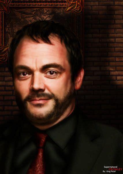 Supernatural Crowley Fan Art