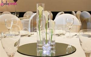 Bellapetals co uk Wedding Table Centerpieces