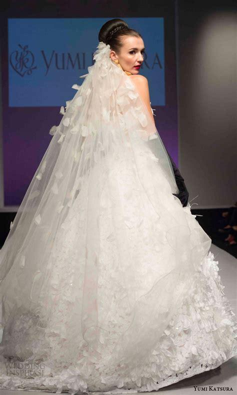 Yumi Katsura Fall 2016 Wedding Dresses — 50th Anniversary