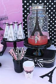 Best Paris Theme Party Ideas And Images On Bing Find What Youll