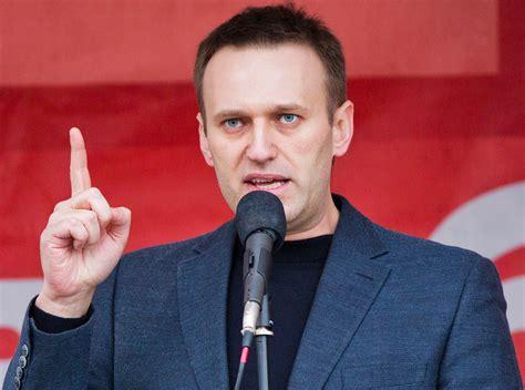 opposition leader alexei navalny jailed  arrested