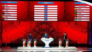 When Is The World Cup 2018 Draw  Time  Date  Tv Channel