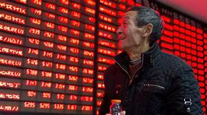 Chinese stock markets halted after tumbling 7% in 1st 2016 ...
