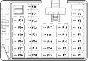 Fuse Box Diagram  U0026gt  Hyundai Santa Fe  Sm  2001