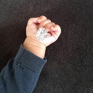 Celebitchy Kim Kardashian Posts Photo Of Her Diamond