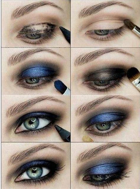 comment se maquiller les yeux comment maquiller les yeux bleus le maquillage des