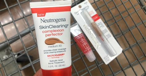 high  neutrogena cosmetics coupons   face products  walmart  hipsave