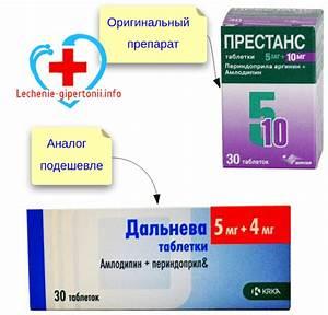 Лекарство от высокого давления капотен