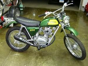 1972 Honda Sl100