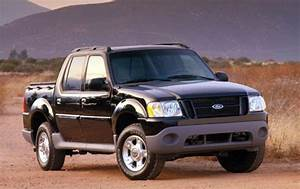 Used 2001 Ford Explorer Sport Trac Crew Cab Pricing