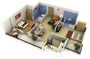 planos de apartamentos en 3d dise 241 os modernos construye hogar