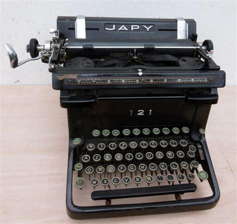 machine a ecrire moderne japy 121 machine 224 233 crire de bureau ancienne