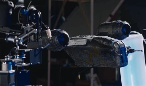 Watch BTS Look at How ILM Created the Razor Crest for The ...