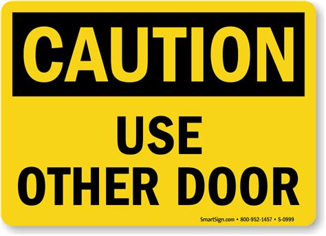use other door sign use other door signs from mydoorsign