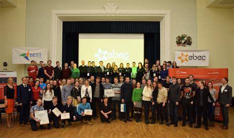 Noskaidroti «EBEC Riga» uzvarētāji | Rīgas Tehniskā ...