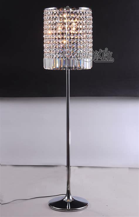 crystal floor standing l aliexpress com buy simple crystal standing light ls