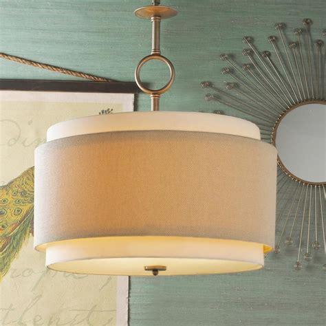 drum pendant large pendant lighting by shades