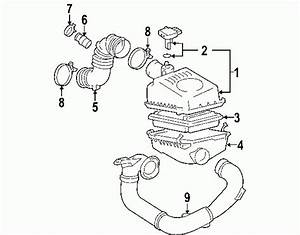 2006 Toyota Corolla Parts Diagram