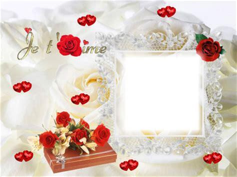 montage photo cadre d amour pixiz