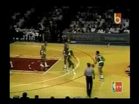 1987 NBA Playoffs: Bucks vs Celtics Game 3 - YouTube