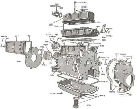 Golden Jubilee Tractor Wiring Diagram by External Engine Parts For Ford Jubilee Naa Tractors