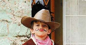 Ideen Für Karneval : cowboy schminken anleitungen und ideen zum halloween co ~ Frokenaadalensverden.com Haus und Dekorationen