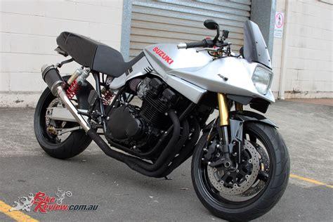 Suzuki Katana by Custom Creations Suzuki Katana Bike Review