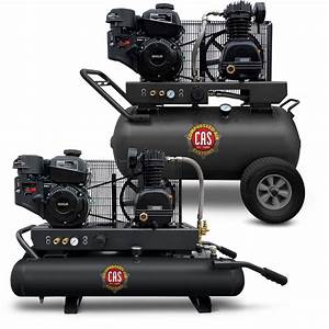 5 5 Hp Portable Kohler Gasoline Compressors