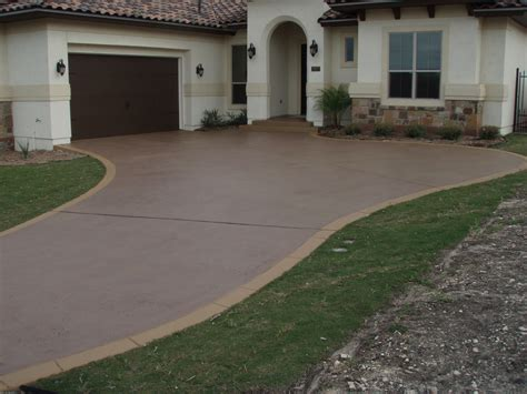 stained driveway ideas stained concrete driveways patios sidewalks garages