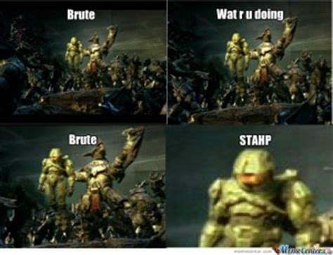 Master Chief Meme - master chief from halo quotes quotesgram