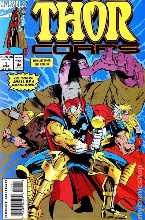 Thor Corps (1993) 1 | Comics, Thor, Thor comic